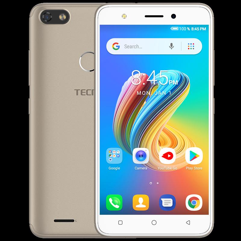 TECNO F2 LITE DA FILE - TANZANITE SMART TECHNOLOGY