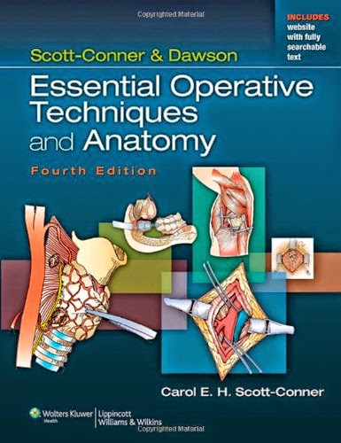 Dawson Giải phẫu học và Các Kỹ thuật Mổ căn bản 4e