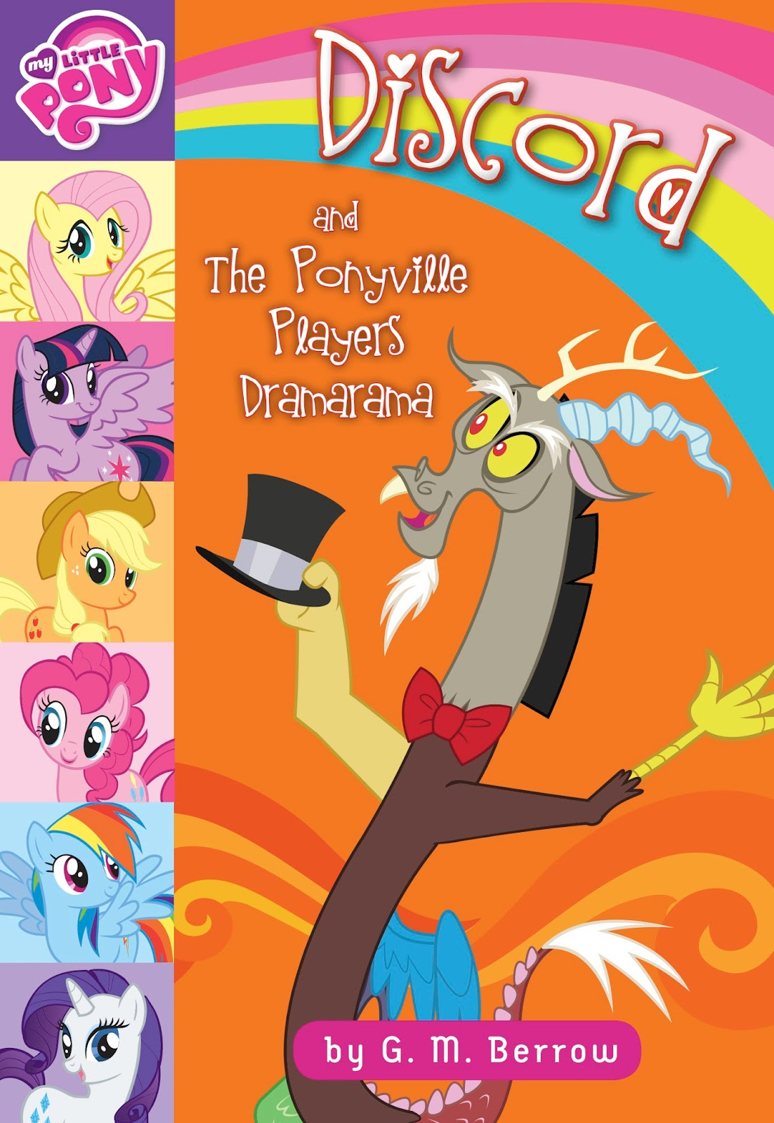"""Equestria Daily - MLP Stuff!: """"Discord and the Ponyville ... - photo#28"""