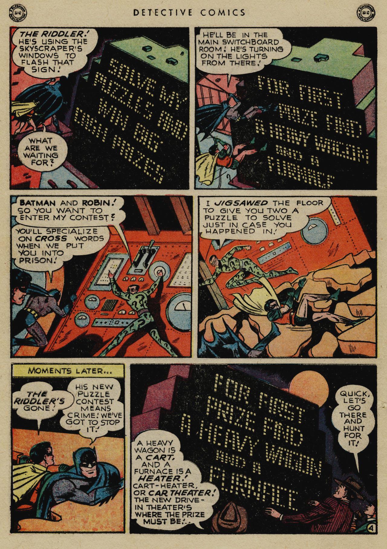 Detective Comics (1937) 142 Page 5