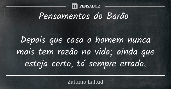 Blog do Barão