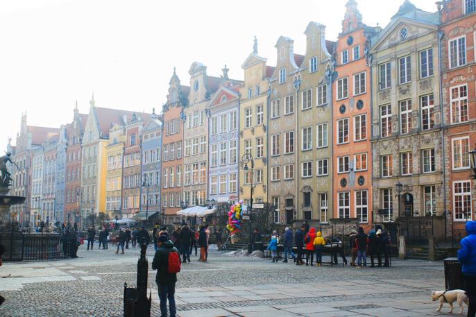 Gdansk Weekend Break