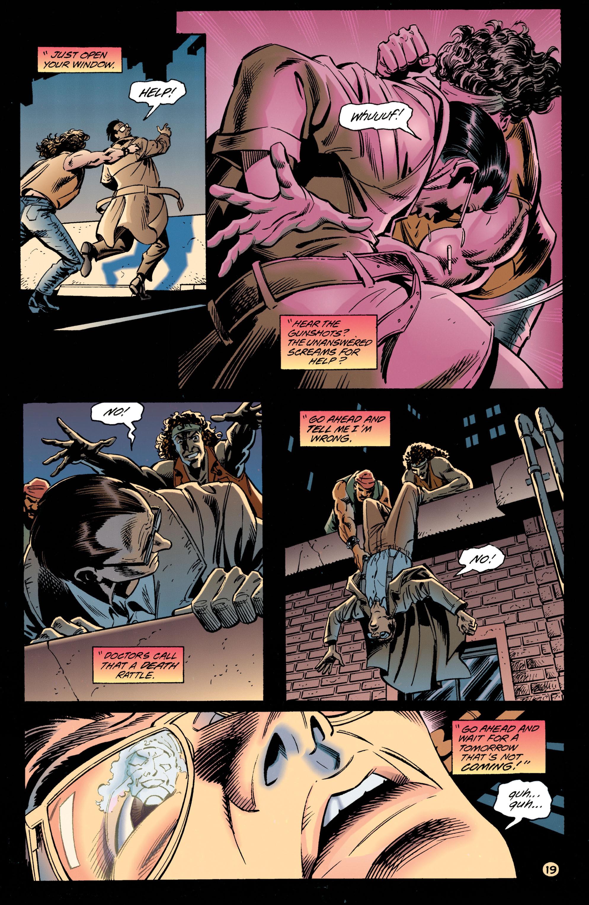 Detective Comics (1937) 703 Page 19