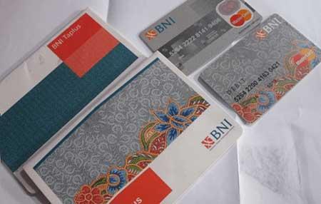 Biaya Admin Kartu Debit BNI Silver, Gold, Platinum, GPN Private Label