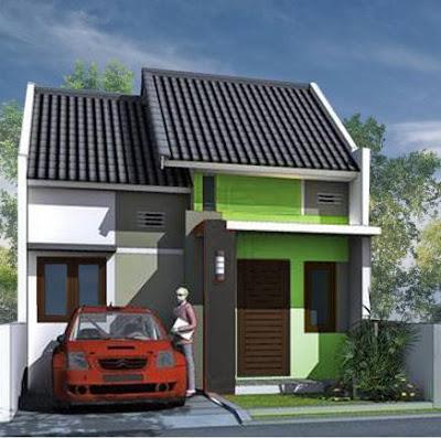 Koleksi Desain Rumah Minimalis 1 lantai Type 36 Modern