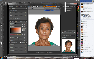 How to make an ID picture ( 2x2, 1x1 ) in Adobe Photoshop CS