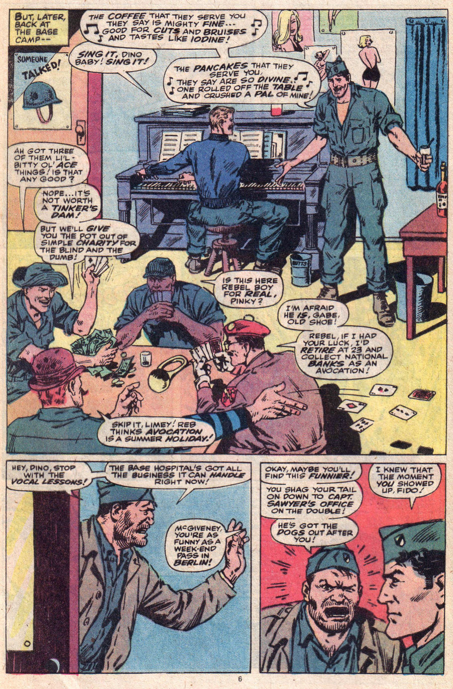 Read online Sgt. Fury comic -  Issue #153 - 8
