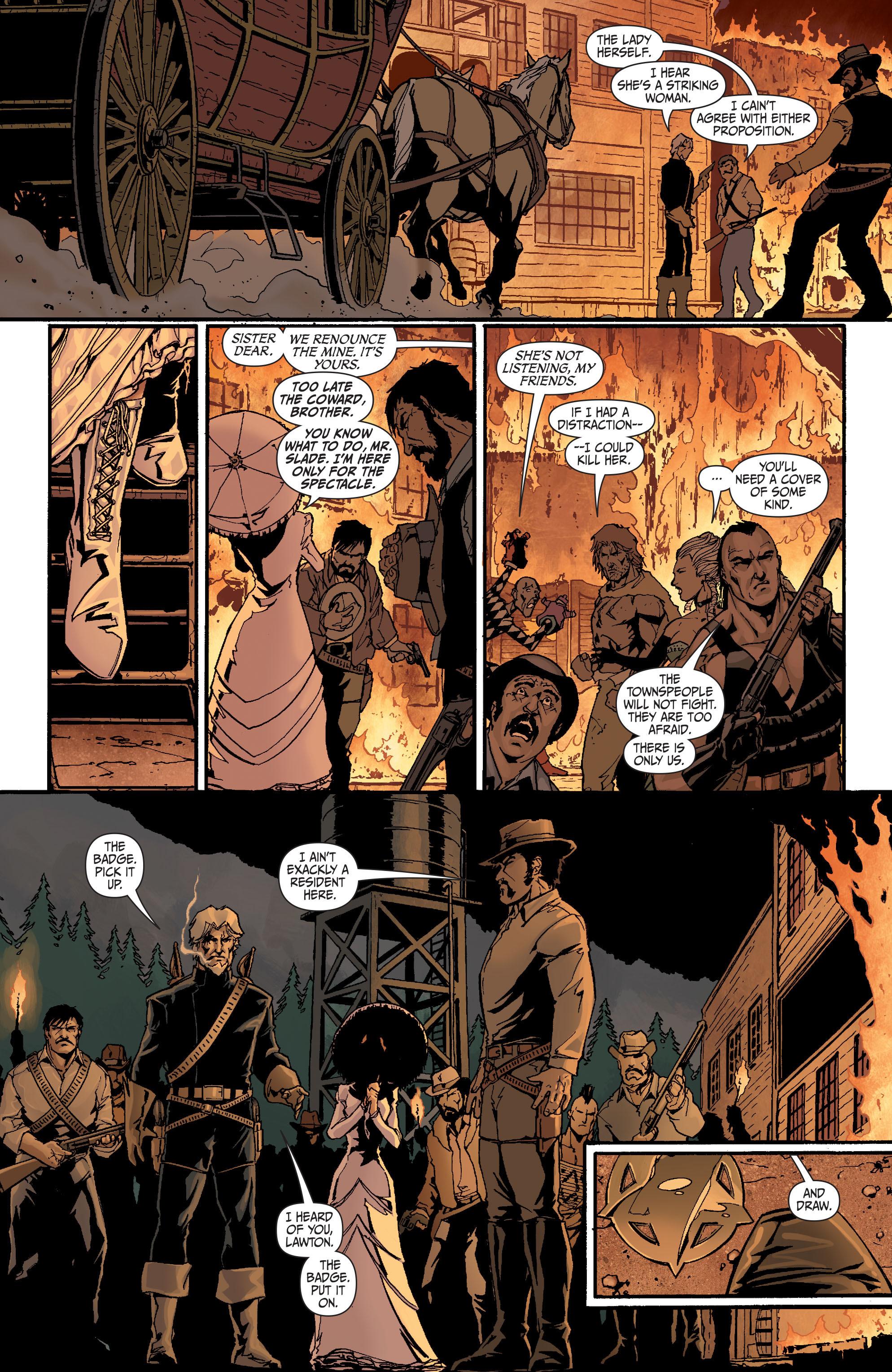 Read online Secret Six (2008) comic -  Issue #24 - 17