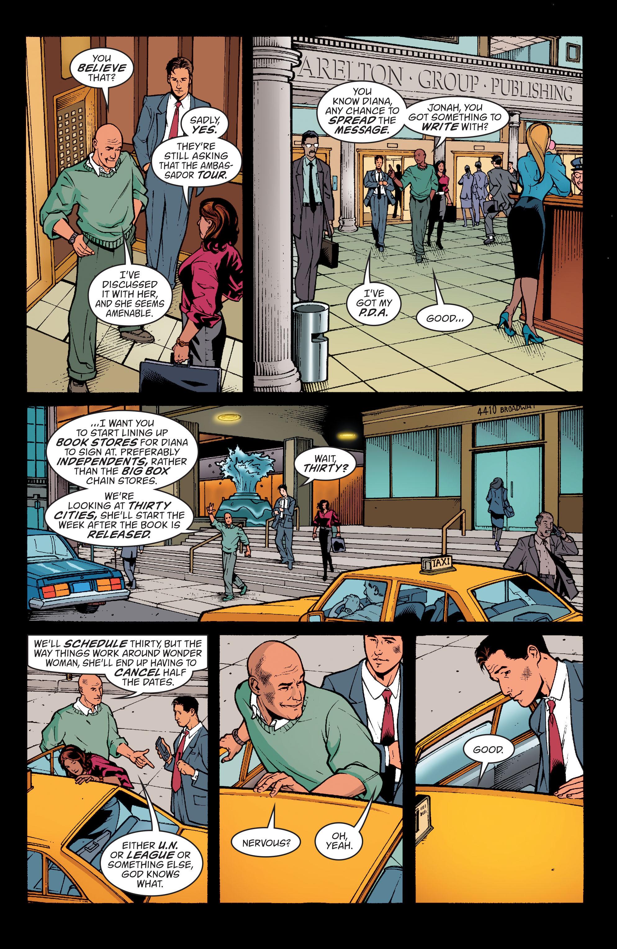 Read online Wonder Woman (1987) comic -  Issue #195 - 12