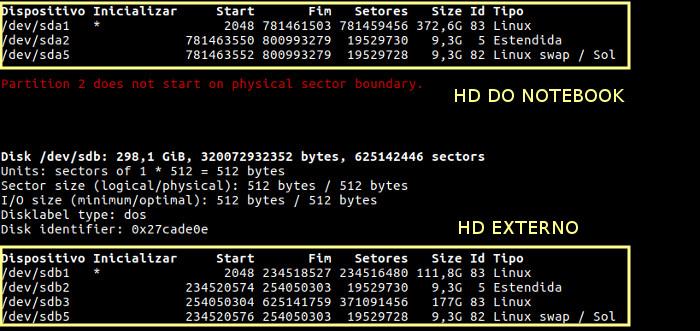 corrigir problemas da menssagem initramfs no ubuntu linux