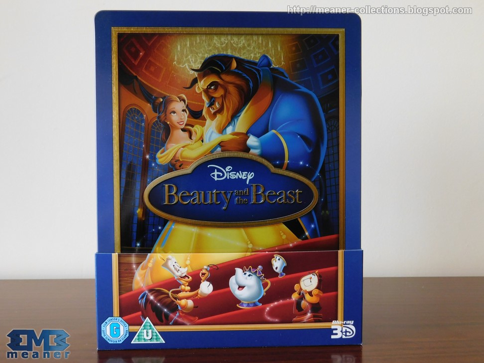Beauty And The Beast Blu Ray 2016