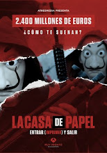 La Casa de Papel – 2ª Temporada Completa – WEB-DL 720p | 1080p Torrent Dual Áudio (2018)