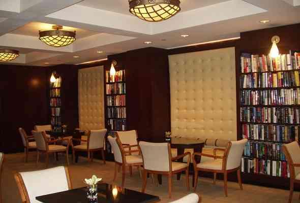 library-hotel-فندق-المكتبة