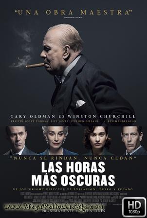 Las Horas Mas Oscuras [1080p] [Latino-Ingles] [MEGA]
