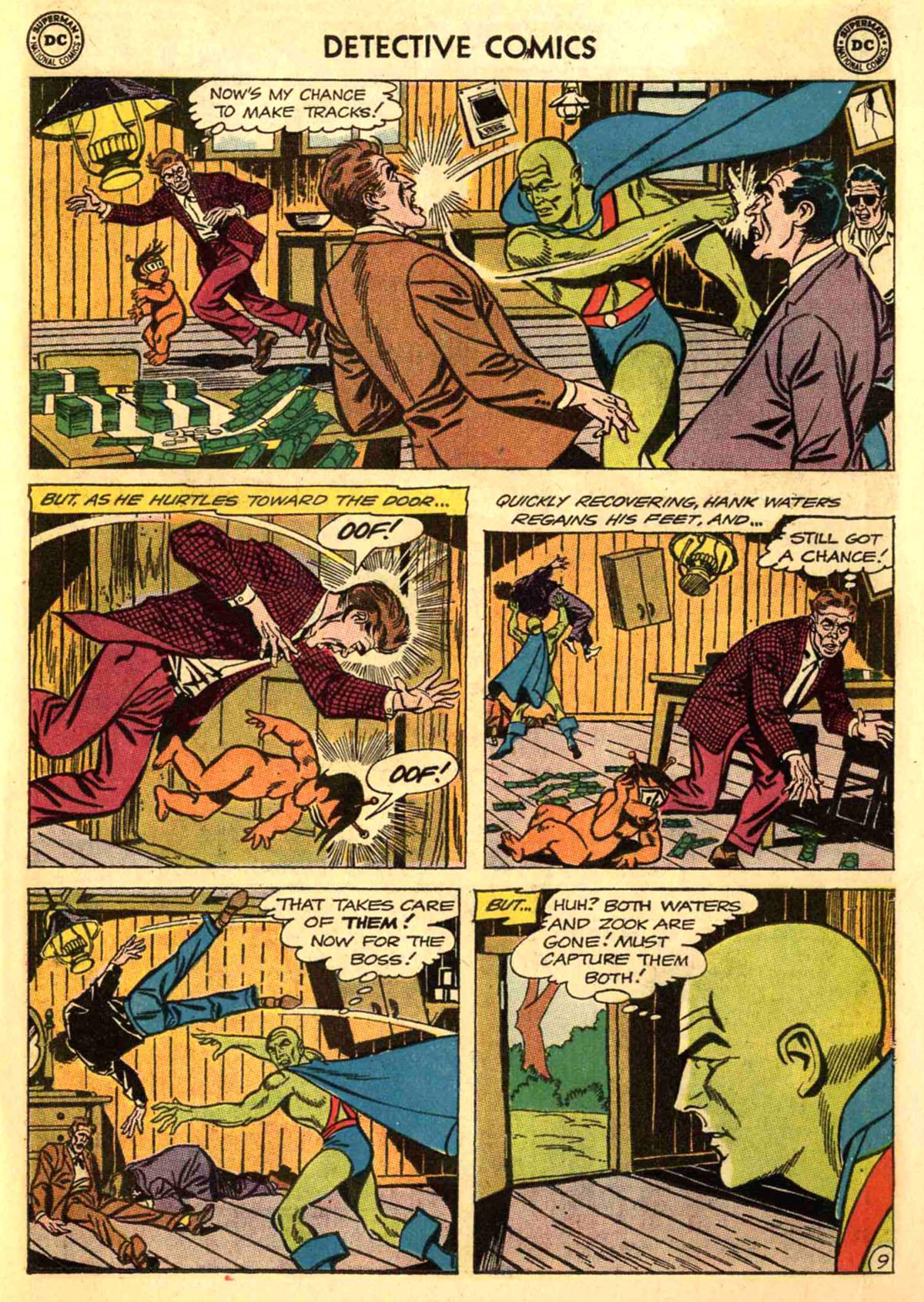 Detective Comics (1937) 318 Page 30