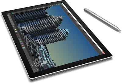 Microsoft Surface Pro 4 (i5, 128 GB)