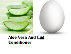 Aloe Vera And Egg Conditioner