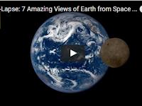 VIDEO: 7 Pemandangan Bumi yang Sangat Menakjubkan Dari Luar Angkasa
