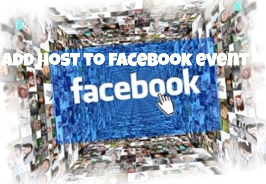 add host to facebook event