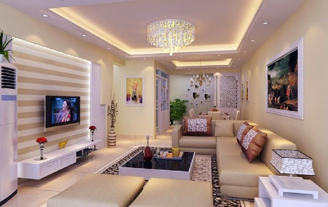 Living Room Lighting Designs picture