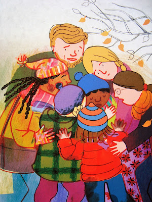 Basia i przyjaciele Titi, książka dla dzieci o tolerancji, tolerancja