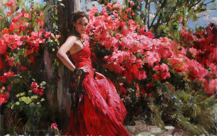 Michael and Inessa Garmash | Ukraina | Romantic Impressionists painters