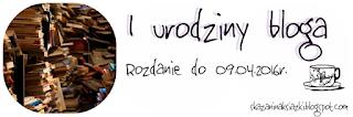 http://skazani-na-ksiazki.blogspot.com/2016/02/pierwsze-urodziny-konkurs.html
