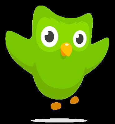 DuoLingo Owl Logo