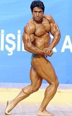 Top Ten Indian Bodybuilders