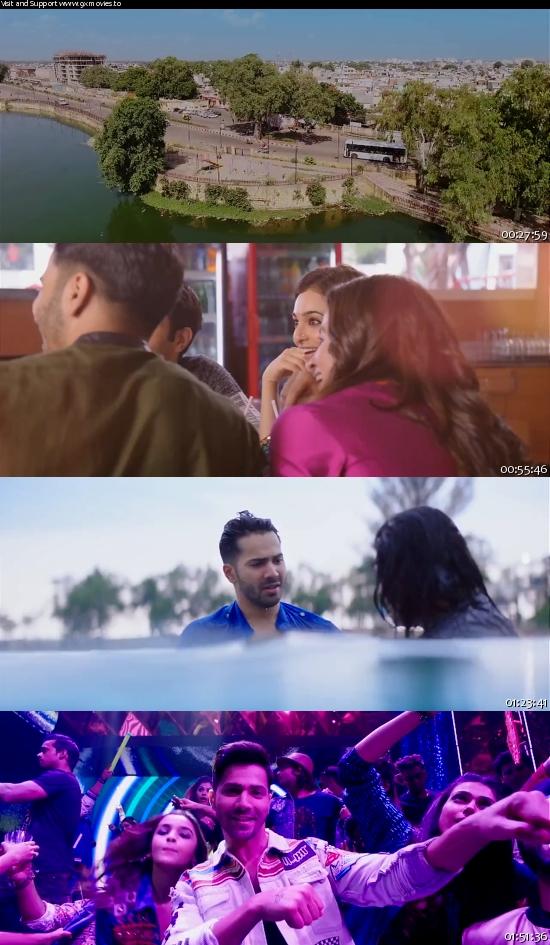 Badrinath Ki Dulhania 2017 Hindi 720p DVDRip