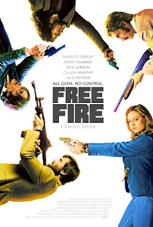 Free Fire 2017 Movie (English) HDCAM 720p [1.4GB]