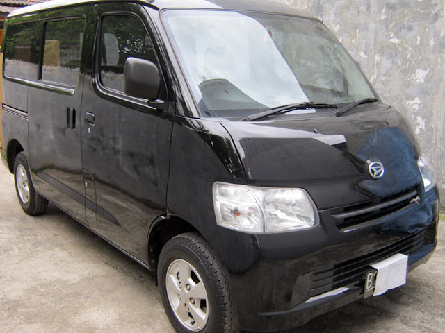 Daihatsu Grand Max 1.5D, Tahun 2011