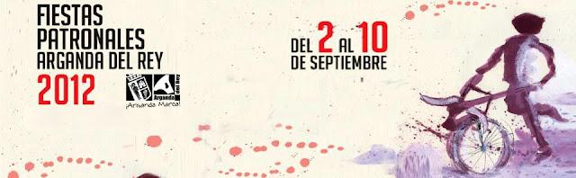 Concierto de Sergio Dalma en las Fiestas de Arganda Del Rey