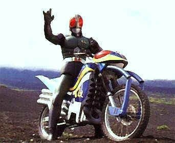 Go Blog Satria Baja Hitam Kamen Rider Black