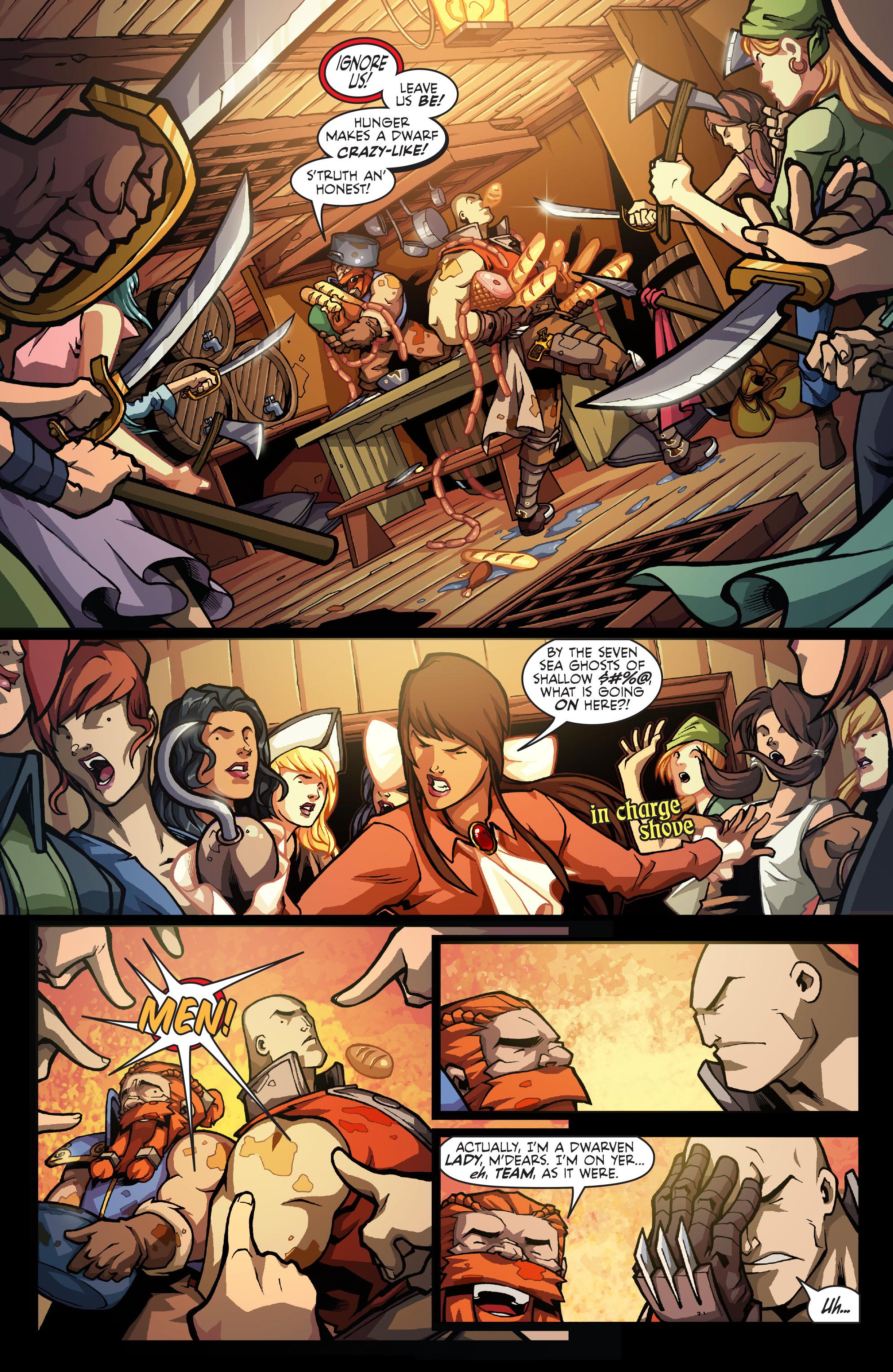 Read online Skullkickers comic -  Issue #13 - 11