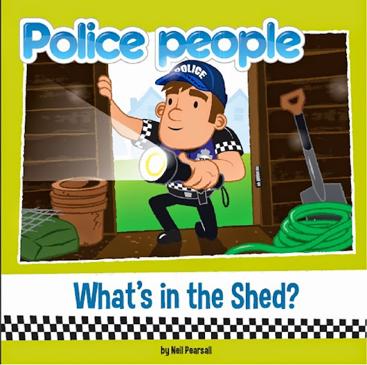 Police People: Now available on Kindle !!