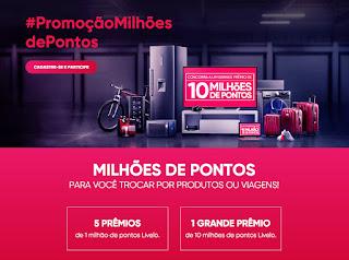 """Promoção #MilhõesdePontos"""""""
