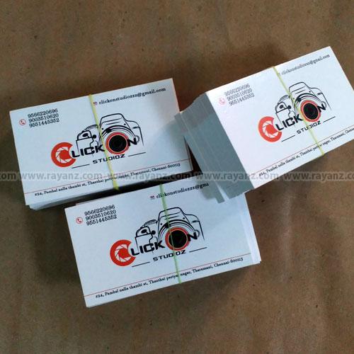 Business cards printing chennai