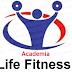 Parceria Life Fitness.