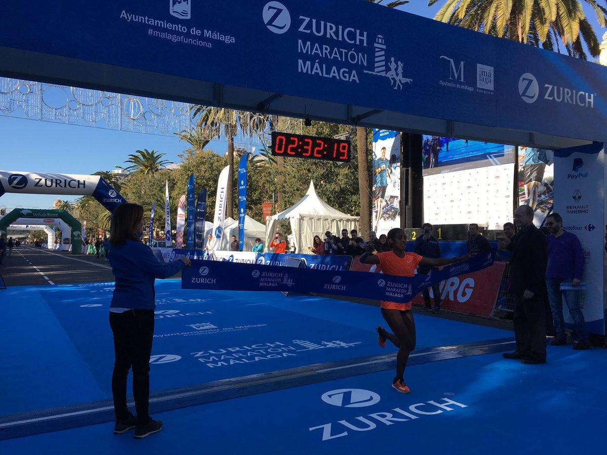 zurich maratón málaga 2018