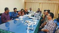 RRI Mataram Jalin Kerjasama Siaran dengan  Tiga Daerah