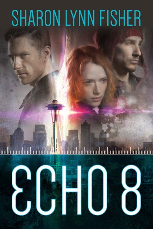 Review: Echo 8 by Sharon Lynn Fisher