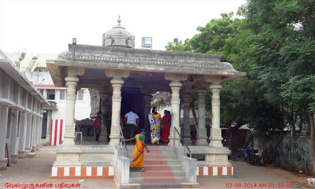 Arupadai Veedu Murugan Temple Besant Nagar