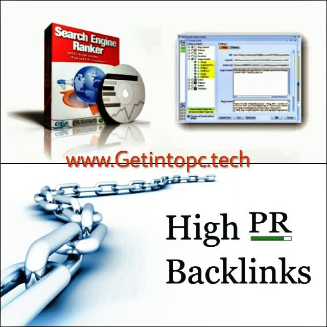 GSA RANKER FULL version free download - Getintopc