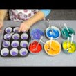 [How To Make] Making Rainbow Cupcakes perfect for St Patrick's Day | Yurian HasarD