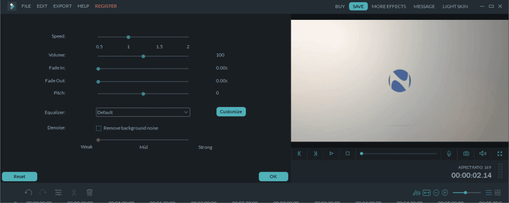 Software Aplikasi Alternatif Adobe Premiere Pro - Wondershare Filmora