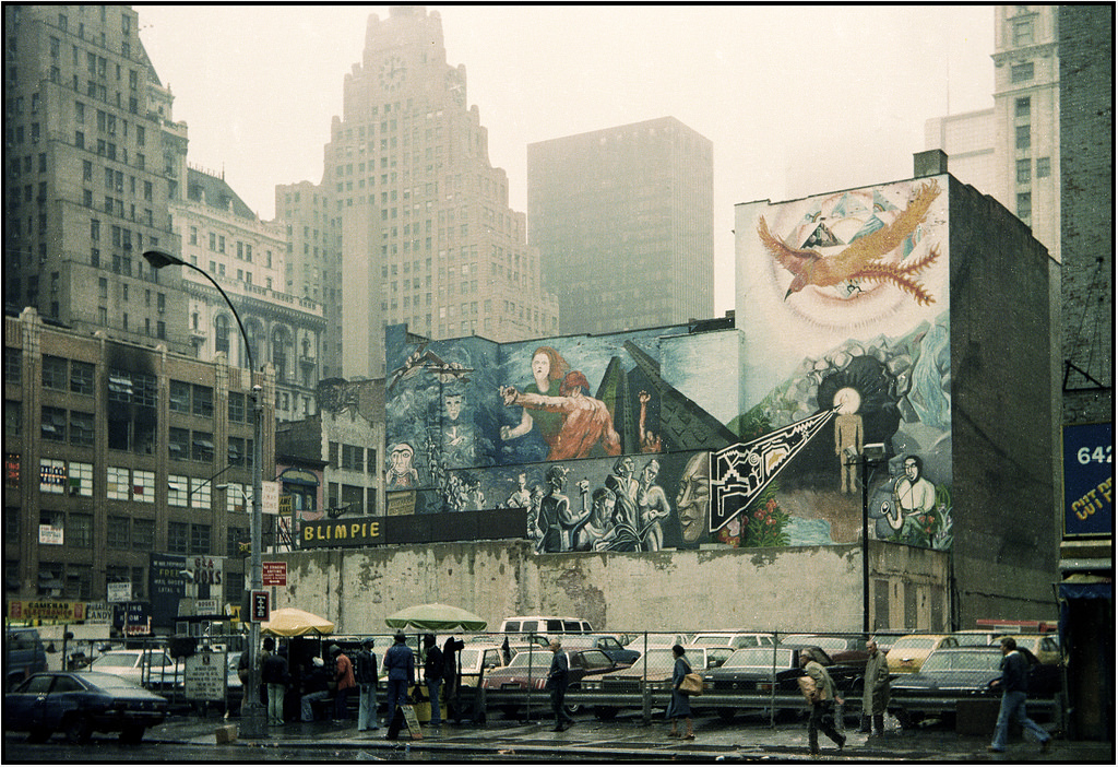 Street Scenes Of New York City In The 1970s Vintage Everyday