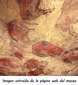 Cueva - museo de Altamira, Cantabria