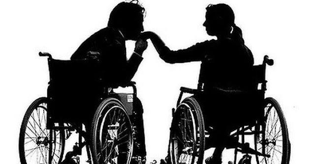 Pessoas com deficiência só podem namorar pessoas com deficiência!!!