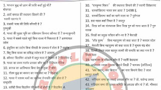 General Knowledge Question PDF